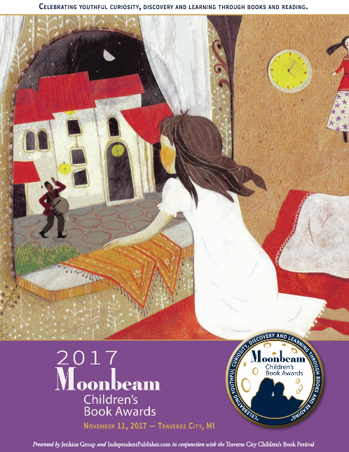 2017 Moonbeam Children's Book Awards Program (PDF; link opens new window)